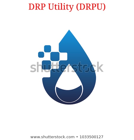 Drp Utility - Cryptocurrency Icon. Stock photo © tashatuvango