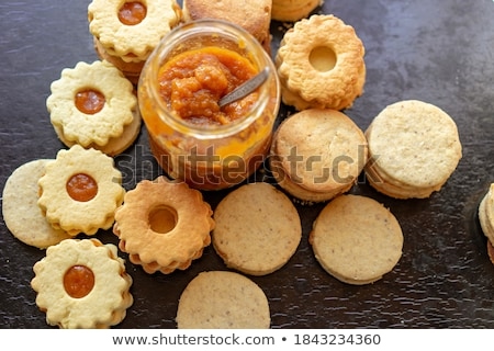 Ингредиенты · традиционный · Рождества · Cookies · мучной · сахар - Сток-фото © madeleine_steinbach