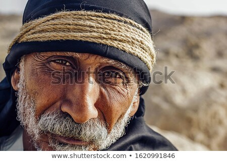 Doctor old men_travel Stock photo © toyotoyo