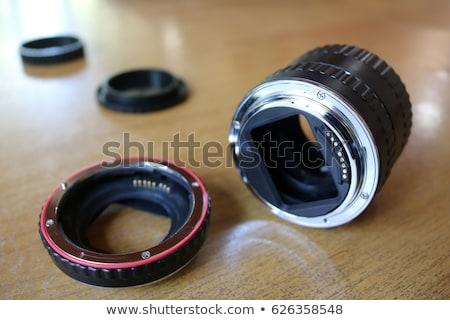 Ring Macro Extension Tube Stock photo © nemalo