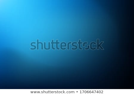 abstract blue blurry back stock photo © prill
