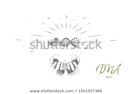 human health abstract medicine and healthy backgrounds stock photo © tolokonov