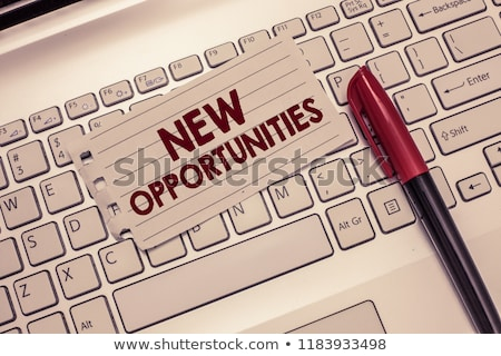 New Business Opportunities Stock photo © Lightsource