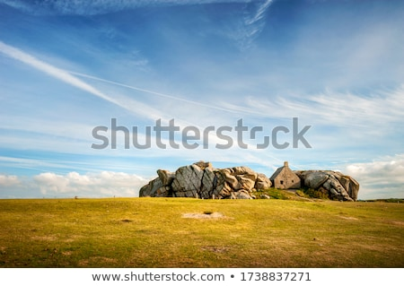 house on the rocks Stock photo © zittto