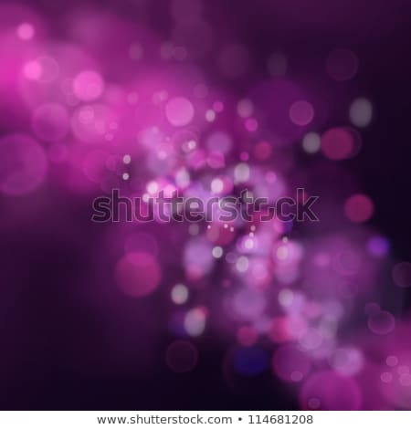 Light Purple Snowflakes Stock photo © hlehnerer