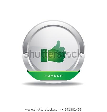 remek · körkörös · vektor · ikon · gomb · internet - stock fotó © rizwanali3d