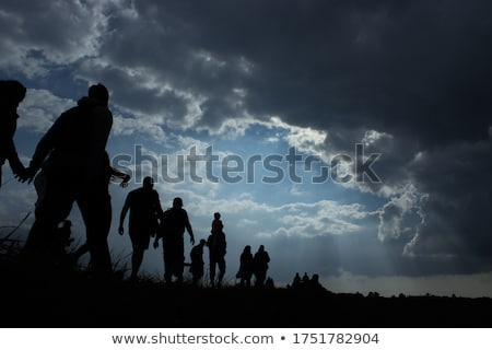 illegal immigration Stock photo © adrenalina