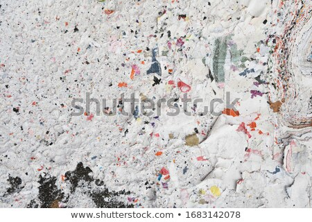 Rustic shred poster paper as grunge texture Stock photo © stevanovicigor