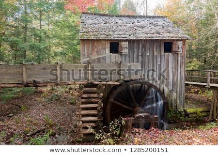Cable Mill Stock photo © tmainiero