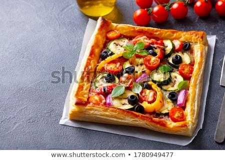 Italian puff pastries Stock photo © Digifoodstock