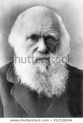 Charles Darwin Stock photo © bluering