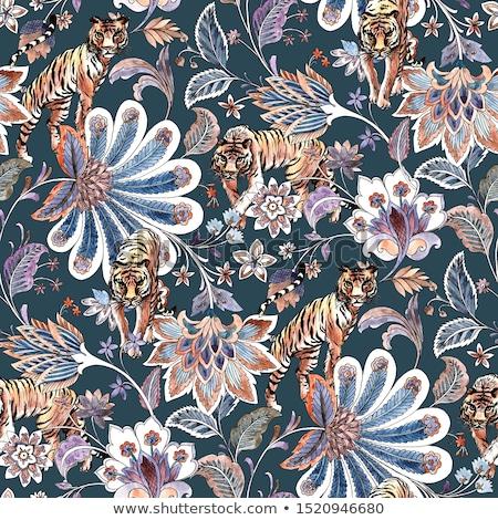 Floral patter Stock photo © kariiika