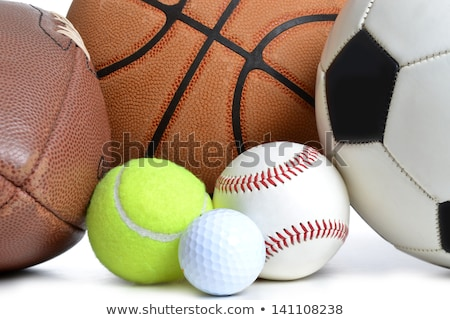 Sports goods set Stock photo © jossdiim