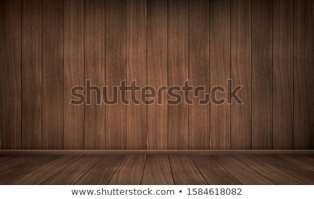 Grunge wooden room Stock photo © nuttakit