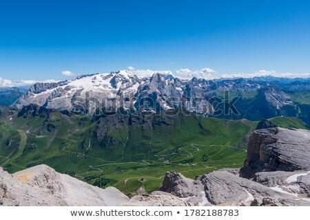 Pad Italiaans groep hemel Stockfoto © Antonio-S