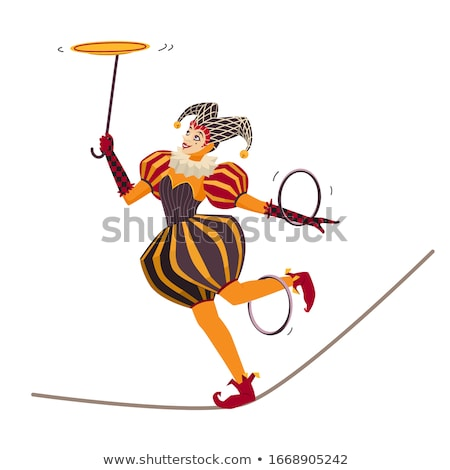 Tightrope walking Stock photo © photography33