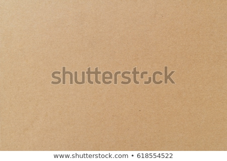 Flat cardboard background Stock photo © Forgiss