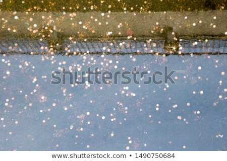 Wishing Well With Coins Perspective Stock photo © albund