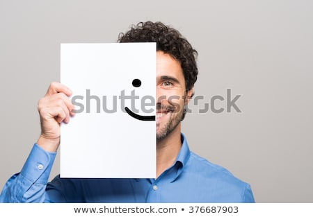vertical · sonriendo · nina · sonrisa · feliz · naturaleza - foto stock © pressmaster