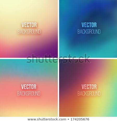 abstrato · verde · bokeh · círculos · efeitos · de · luz - foto stock © orson
