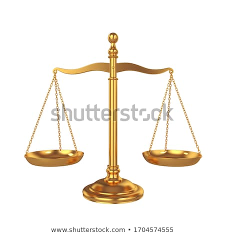 Antique Gold Scale Stock photo © Kacpura