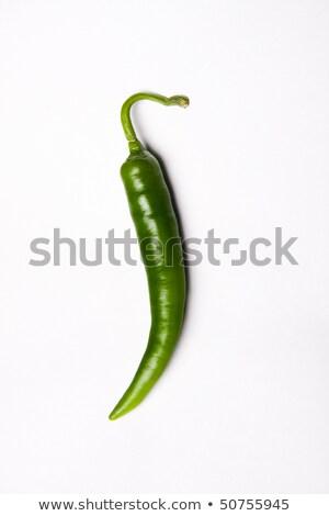 ejotes · tomate · salsa · alimentos · cocina · bar - foto stock © klinker