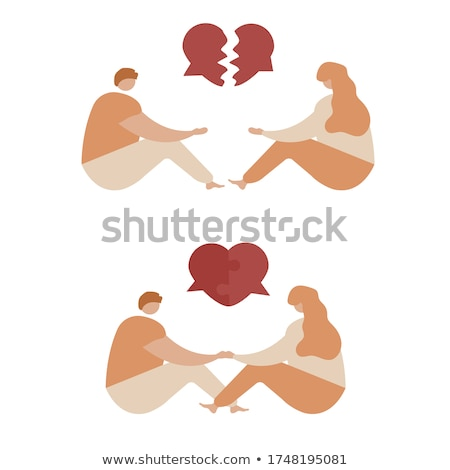 love therapy stock photo © lightsource