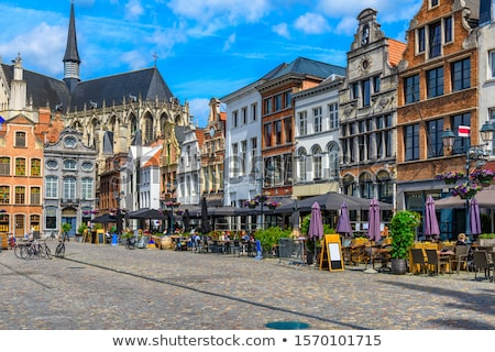 Mechelen Stock photo © jorisvo
