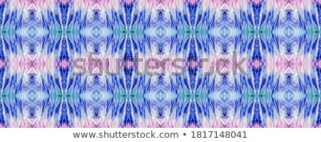 Turquoise Neutral Seamless Pattern for Modern Design in Flat Sty Stock photo © almagami