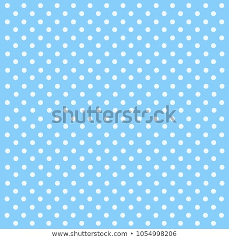 Bonitinho azul polca tecido cor papel de parede Foto stock © SArts