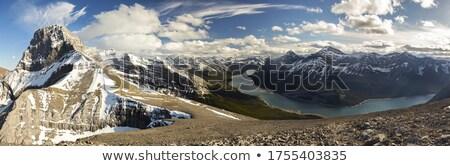 Hegy panoráma Colorado Stock fotó © pancaketom
