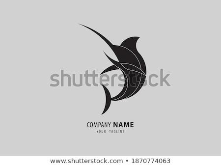 illustrazione · acqua · alimentare · pesce · mare · animale - foto d'archivio © curiosity