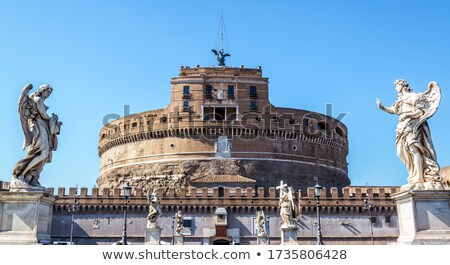 Day view on the Sant Angelo Stock photo © Givaga