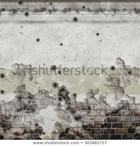 赤 壁 ラフ 家事 壁紙 ストックフォト © romvo
