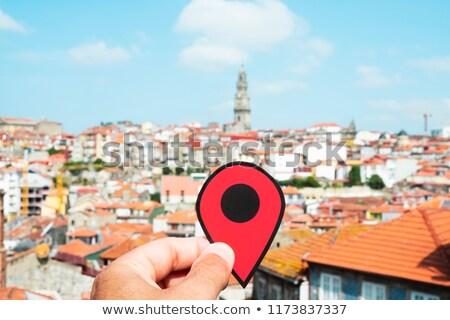 stad · Portugal · stadsgezicht · historisch - stockfoto © nito
