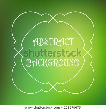 Stock photo: Vibrant colors gradient background for web interface, presentati