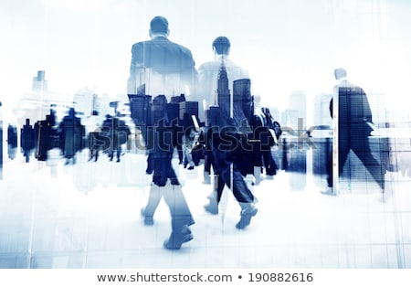 Business Groups Abstract Stock photo © Lightsource