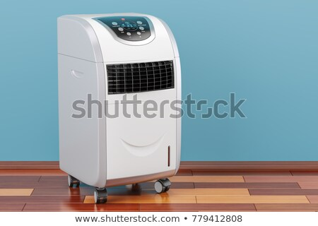Portable air conditioner Stock photo © magraphics