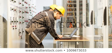 two electrical engineers working stock photo © photography33