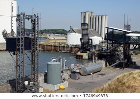 Сток-фото: Industrial Harbor