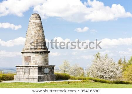 lipany monument czech republic stock photo © phbcz