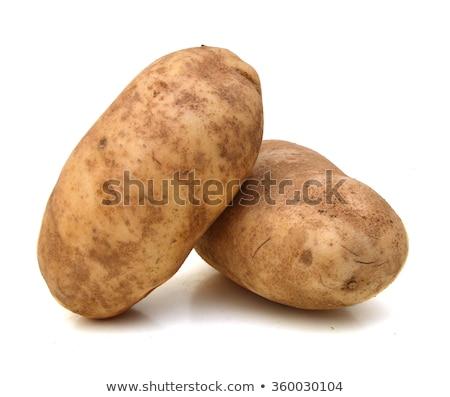 Idaho potato Stock photo © neiromobile
