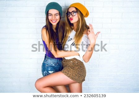 Stock photo: party babe #2