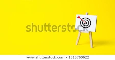 bokshandschoenen · strijd · concurrentie · communicatie · bericht - stockfoto © lightsource