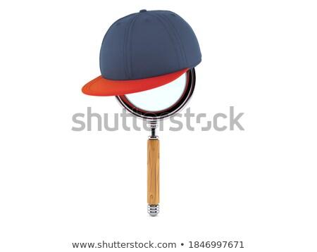 Magnifying visor Stock photo © smuki