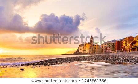 Camogli, Liguria, Italy Stock photo © Antonio-S