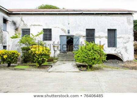 Fiume rum distilleria Grenada industria produzione Foto d'archivio © phbcz