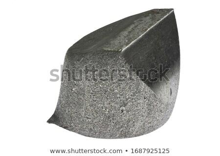 Periodic Table of the element. Iron, Fe Stock photo © m_pavlov