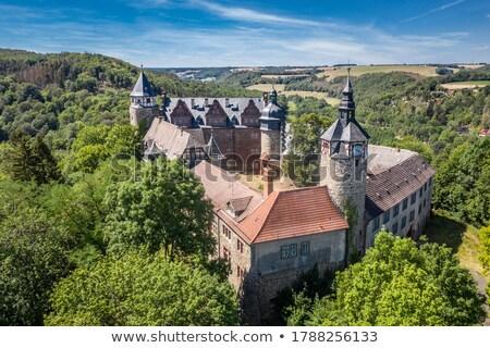 Rammelburg castle  Stock photo © LianeM