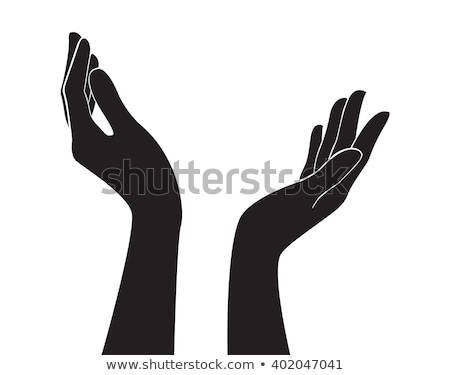 business hands silhouette Stock photo © Paha_L